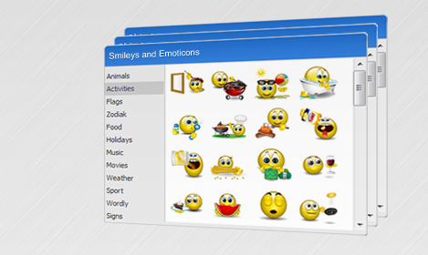 Tons of Emoticon Galleries